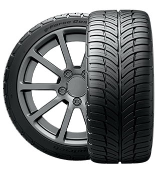 BFGoodrich G-Force COMP-2 All Season Performance Tires