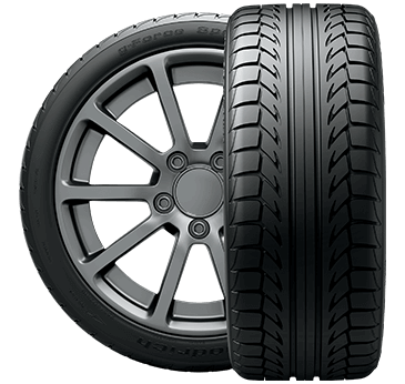 BFGoodrich G-Force Sport COMP-2 Performance Tires - Imagine Motorsports