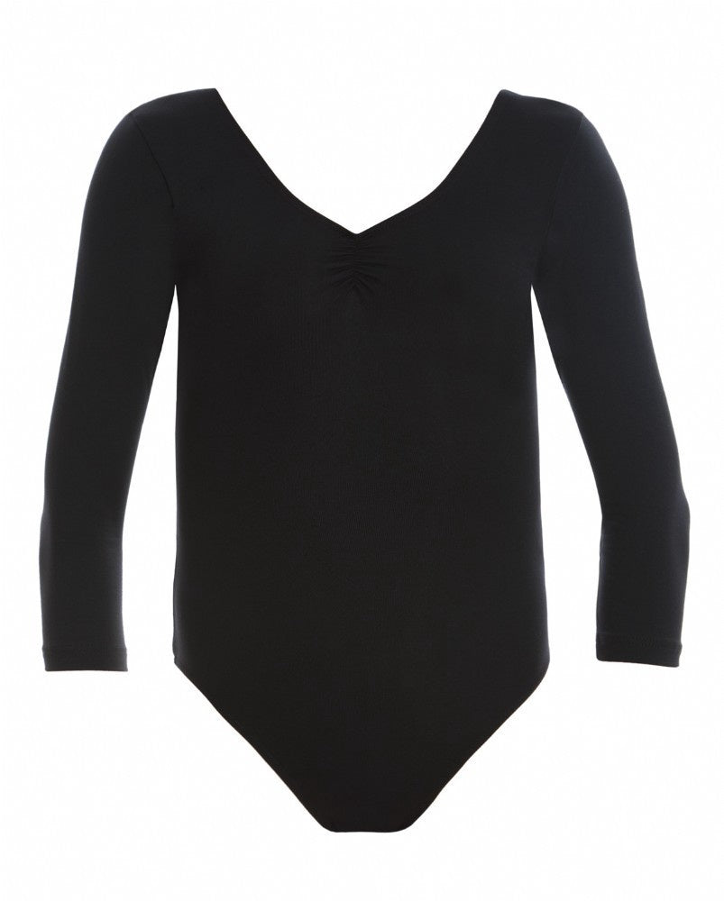 Mara  Leotard 3/4 Sleeve CL08