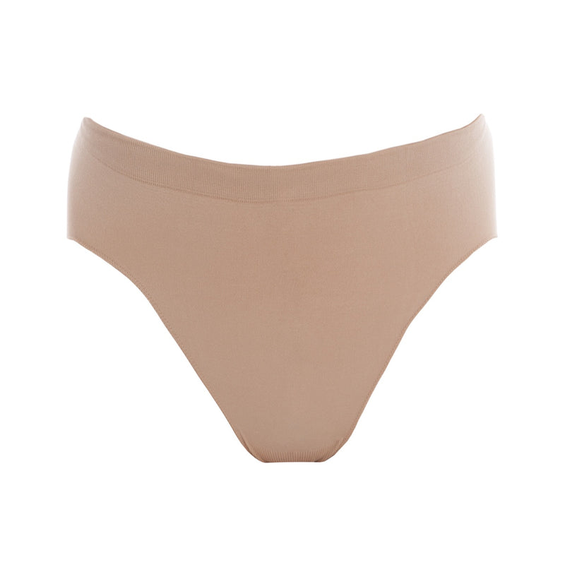 Seamless High Cut Brief CB10
