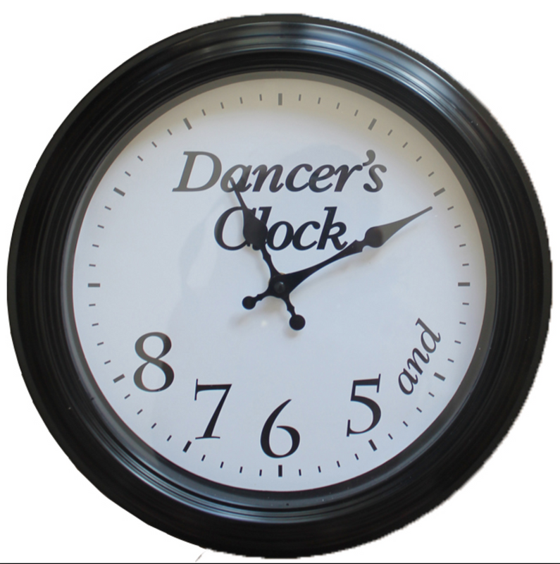 CLOCKBK Dancer's Clock
