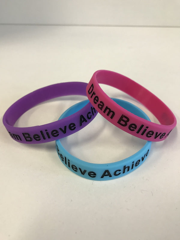 Dream Believe Achieve Band