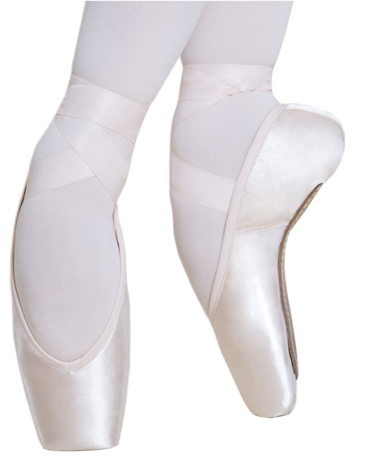 Stella) Pointe Shoe Soft
