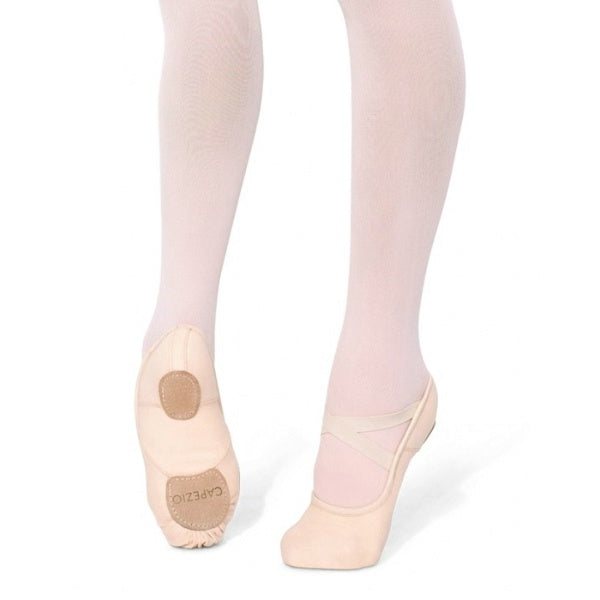 2037 Hanami Split Sole Canvas Ballet Shoe