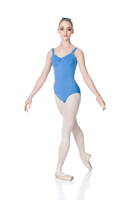 Adult's Wide Strap Leotard TAL03