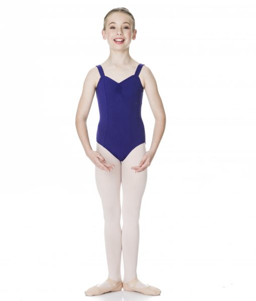 Children's Wide Strap Leotard TCL03