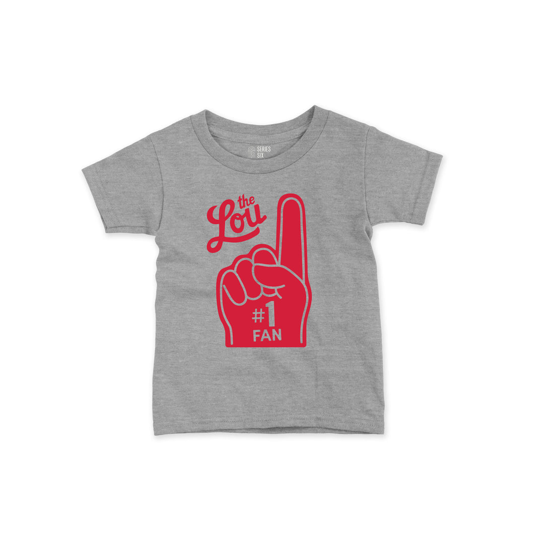 #1 Fan Toddler T-Shirt