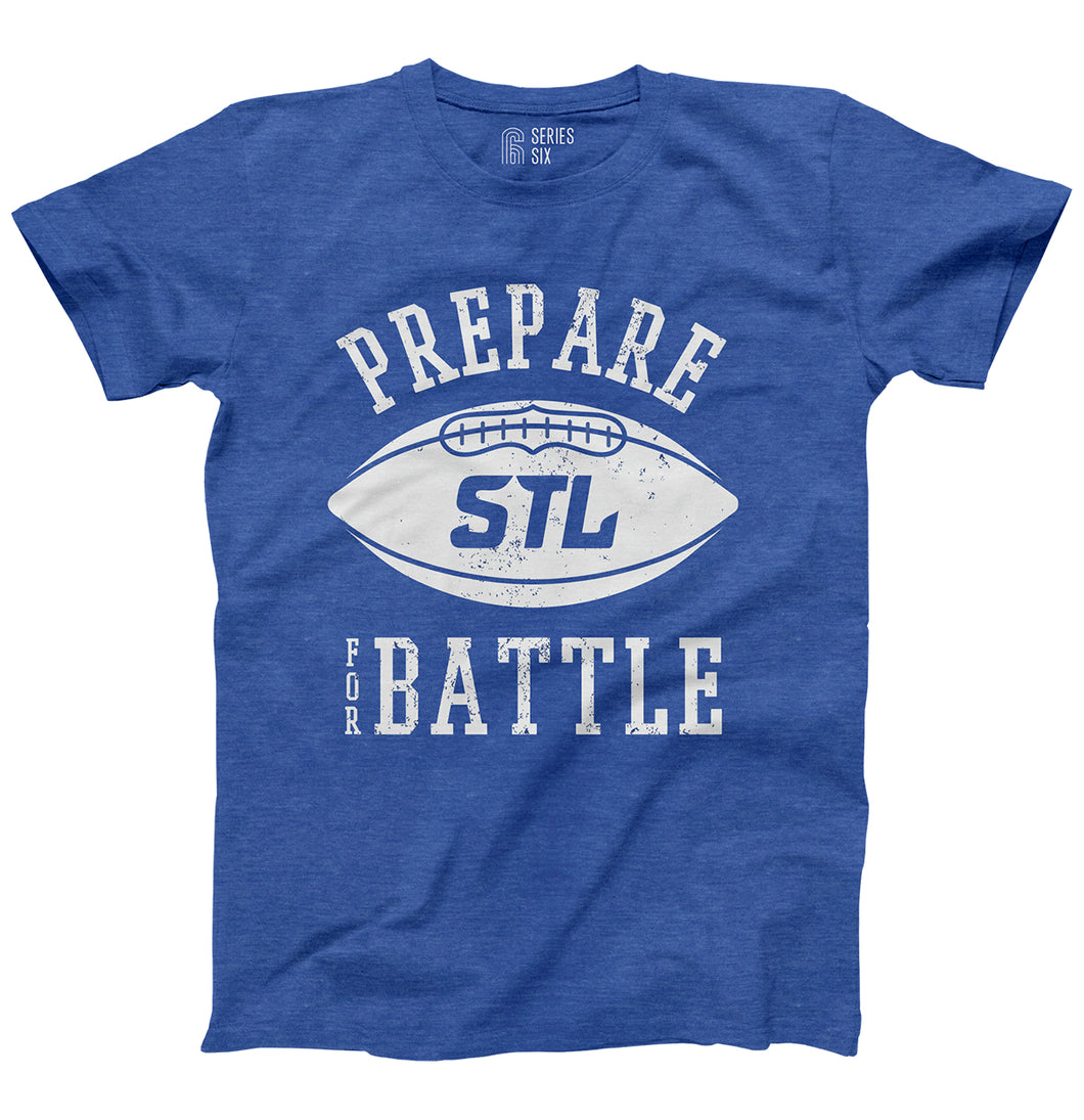 Prepare for Battle Short Sleeve Unisex T-Shirt