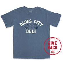 Load image into Gallery viewer, Blues City Deli Unisex Short Sleeve T-Shirt