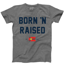 Load image into Gallery viewer, Born 'N Raised St. Louis Unisex Short Sleeve T-Shirt
