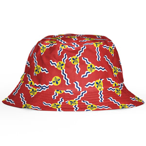 St. Louis Flag Bucket Hat