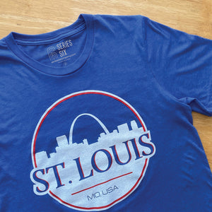 St. Louis Can Short Sleeve T-Shirt