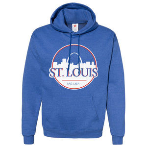 St. Louis Can Unisex Hooded Sweatshirt