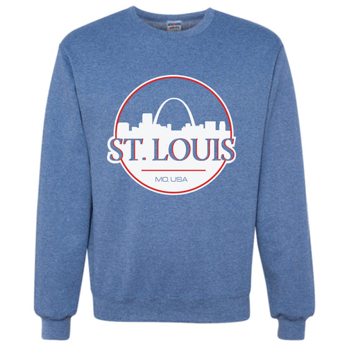 St. Louis Can Unisex Crewneck Sweatshirt