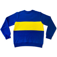 Load image into Gallery viewer, St. Louis Color Block Crewneck Unisex Sweatshirt