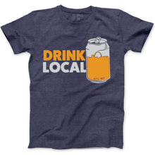 Drink Local Unisex Short Sleeve T-Shirt