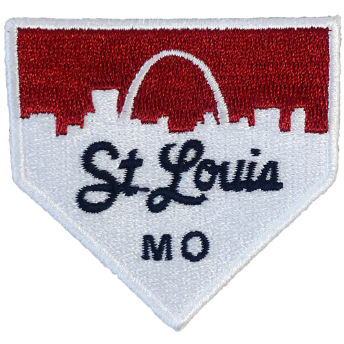 Home Plate Skyline Patch