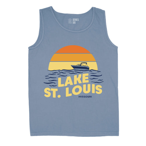 Lake St. Louis Unisex Tank