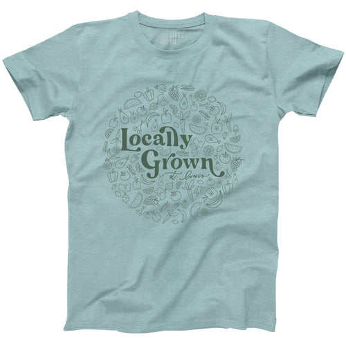 Locally Grown Unisex Short Sleeve T-Shirt