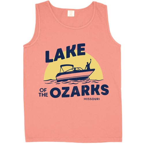 Lake of the Ozarks Unisex Tank Top