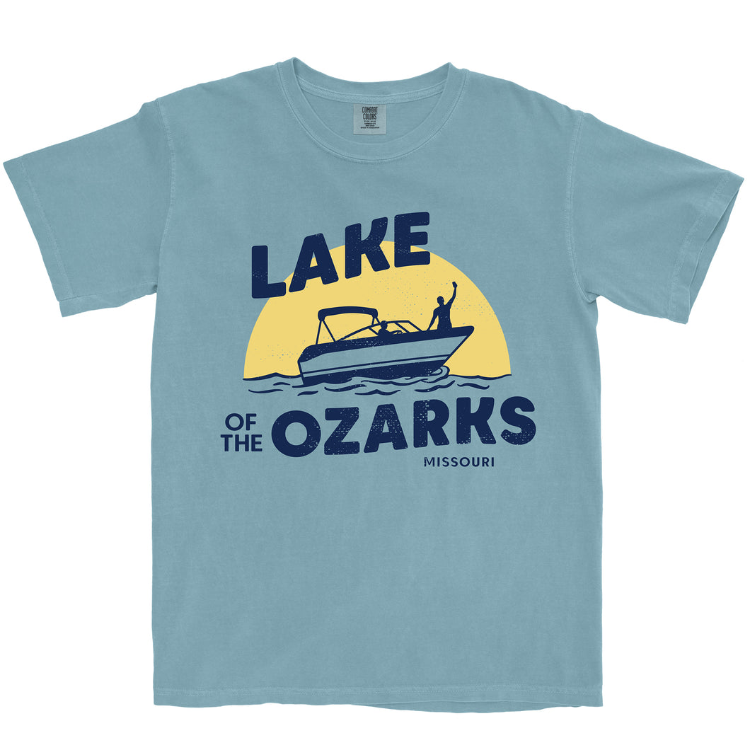 Lake of the Ozarks Unisex Short Sleeve T-Shirt