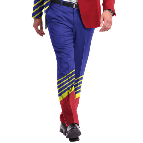 Retro Suit Pants