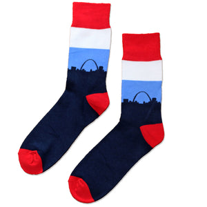 Skyline Socks
