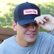 Load image into Gallery viewer, South City Snapback Trucker Hat