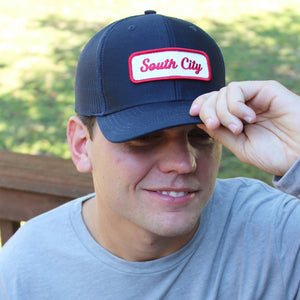 South City Snapback Trucker Hat
