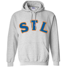 STL Throwback Hooded Unisex Sweatshirt