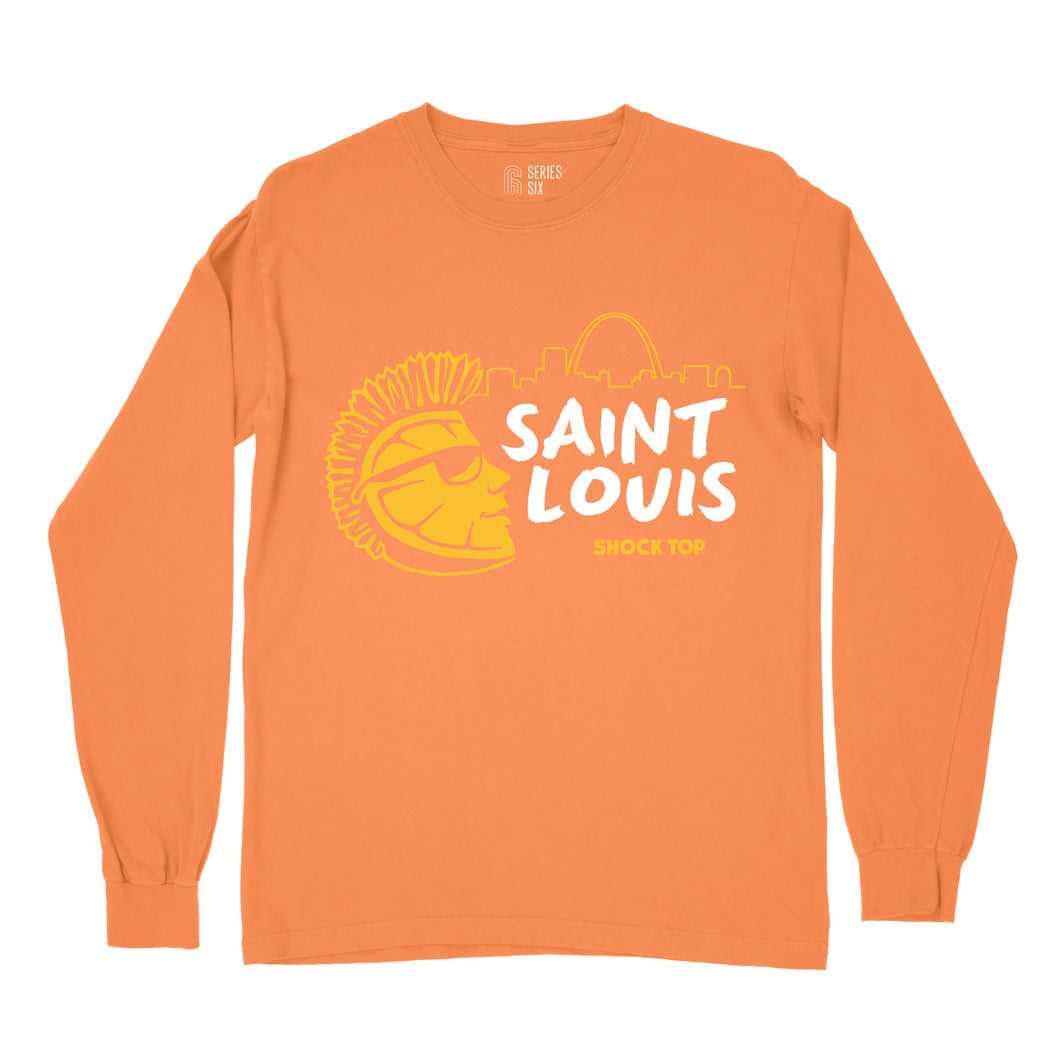Shock Top Saint Louis Unisex Long Sleeve T-Shirt