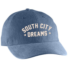 South City Dreams Unisex Hat - Blue Jean