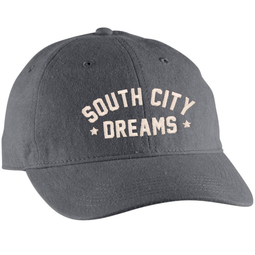 South City Dreams Unisex Hat - Grey