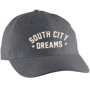 South City Dreams Unisex Hat - Gray