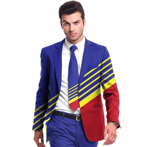 Retro Suit Jacket