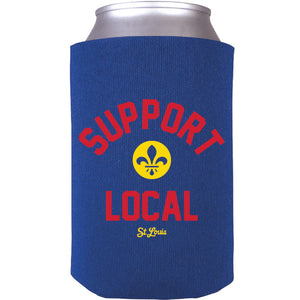 Support Local Can Hugger