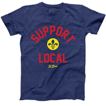 Support Local Short Sleeve Unisex T-Shirt