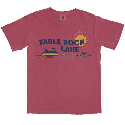 Table Rock Lake Unisex Short Sleeve T-Shirt