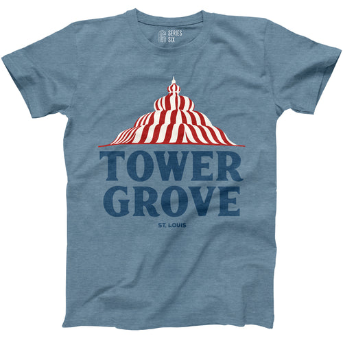 Tower Grove Unisex Short Sleeve T-Shirt