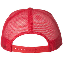 Load image into Gallery viewer, STL Snapback Trucker Hat - Red