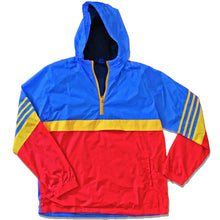 Retro Unisex Anorak Windbreaker