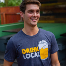 Load image into Gallery viewer, Drink Local Unisex Short Sleeve T-Shirt