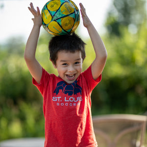 Soccer Skyline Toddler + Youth T-Shirt