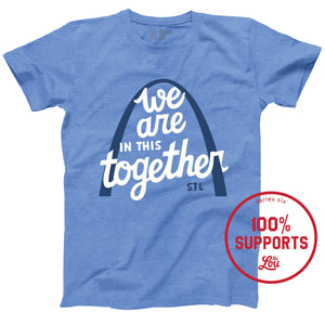 We Are in This Together Short Sleeve Unisex T-Shirt