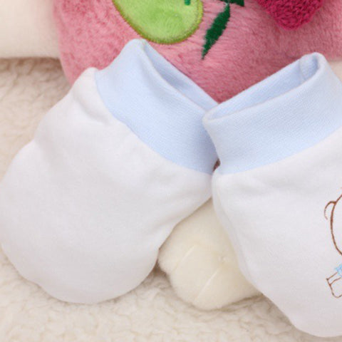 Newborn Baby Mittens Gloves