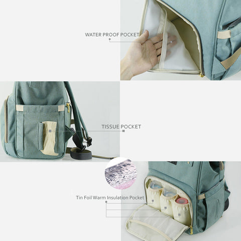 Fashion Mummy Maternity Bag for Baby Care
