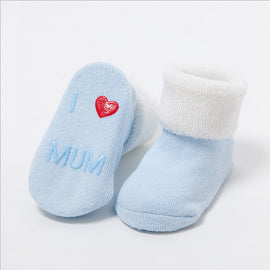 Cutie Ever Newborn Baby Socks Hick