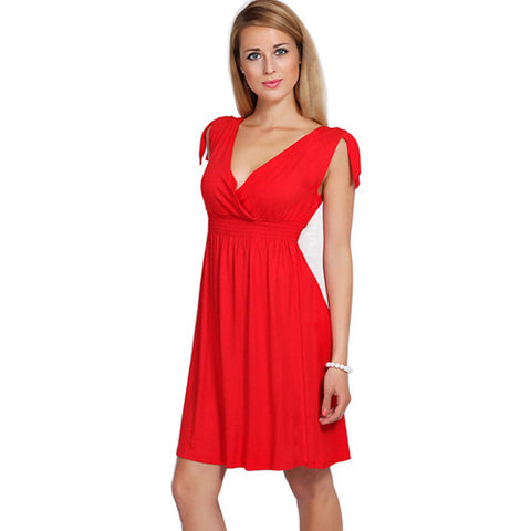 Casual Maternity Fashioned Dress For Pregnancy Stage
