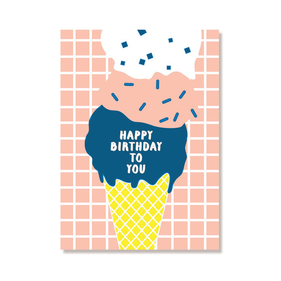 Ice Cream Birthday