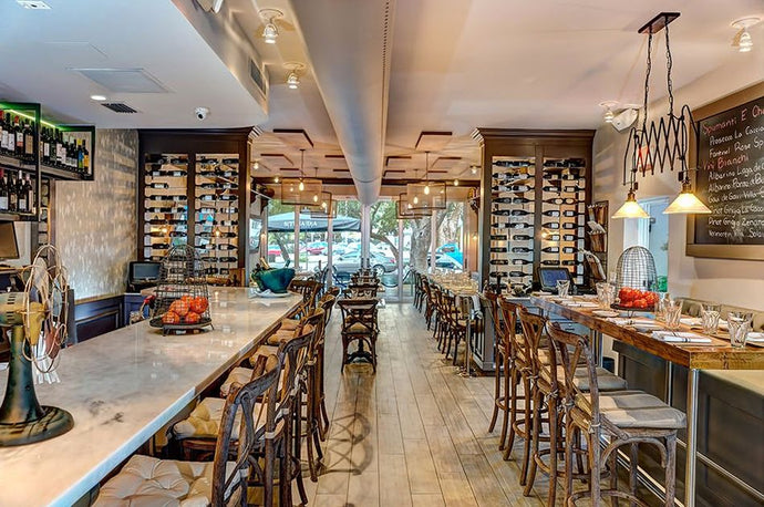 Strada in the Grove, the Award-Winning Italian Coconut Grove Restaurant, Is Now Using Healthy FryPure Refined High Oleic Sunflower Oil in Its Dishes